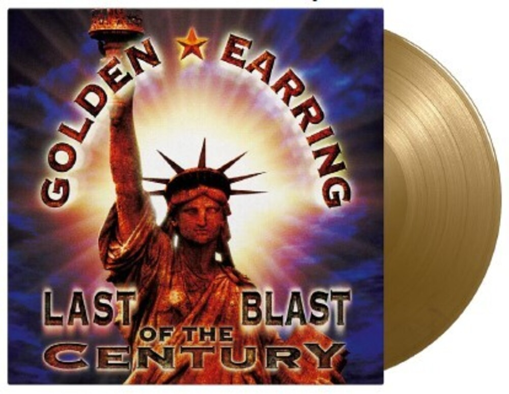 Golden Earring - Last Blast Of The Century [Limited 180-Gram Gold Colored Vinyl]