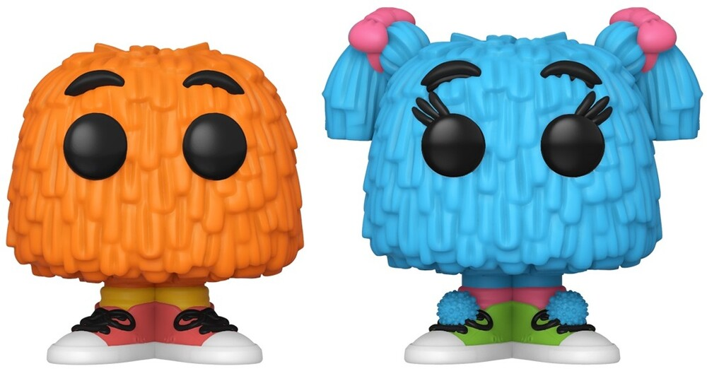 Funko Pop! AD Icons: - FUNKO POP! AD ICONS: McDonald's - 2PK Fry Guy (Orange/Blue)