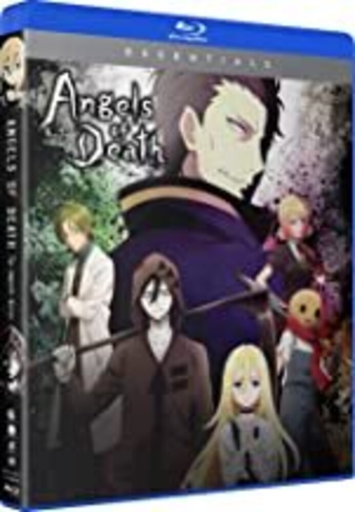 Angels of Death: Complete Series - Angels Of Death: Complete Series (2pc) / (2pk Sub)