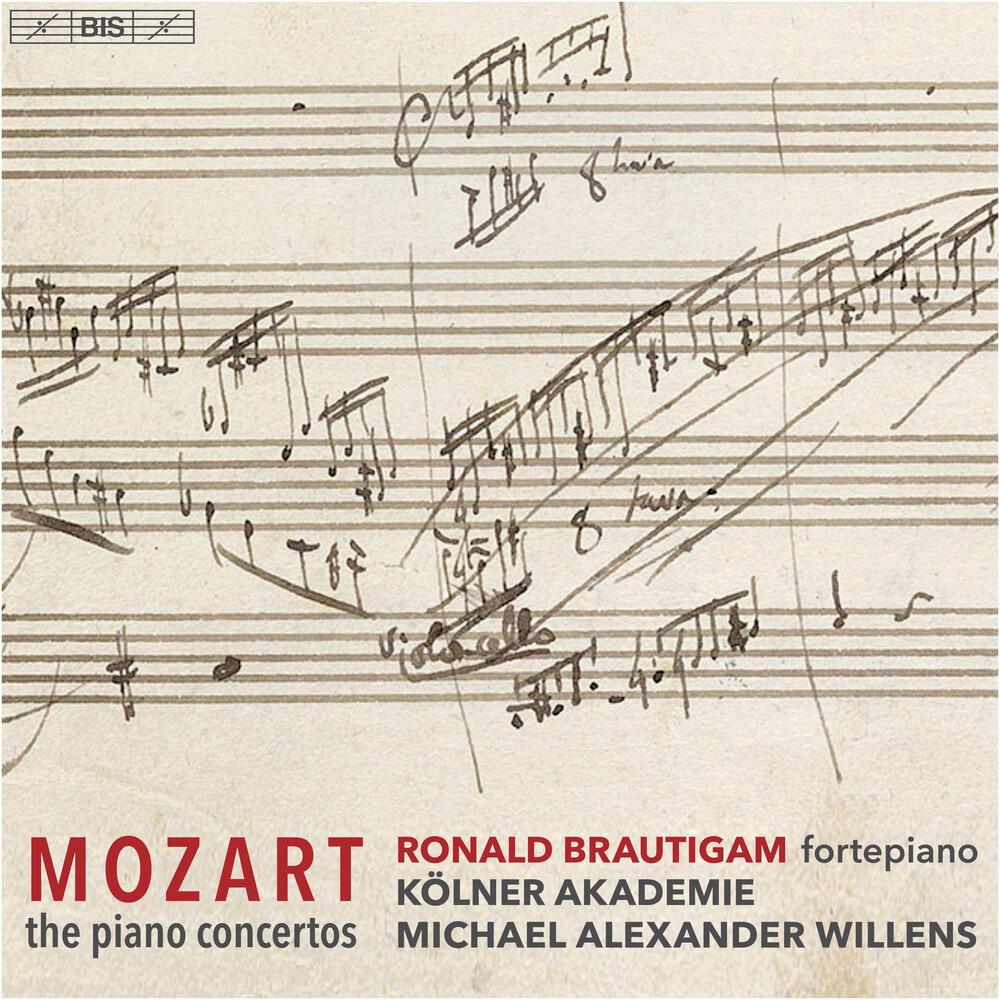 Mozart / Brautigam / Willens - Complete Piano Concertos (Box) (Hybr)