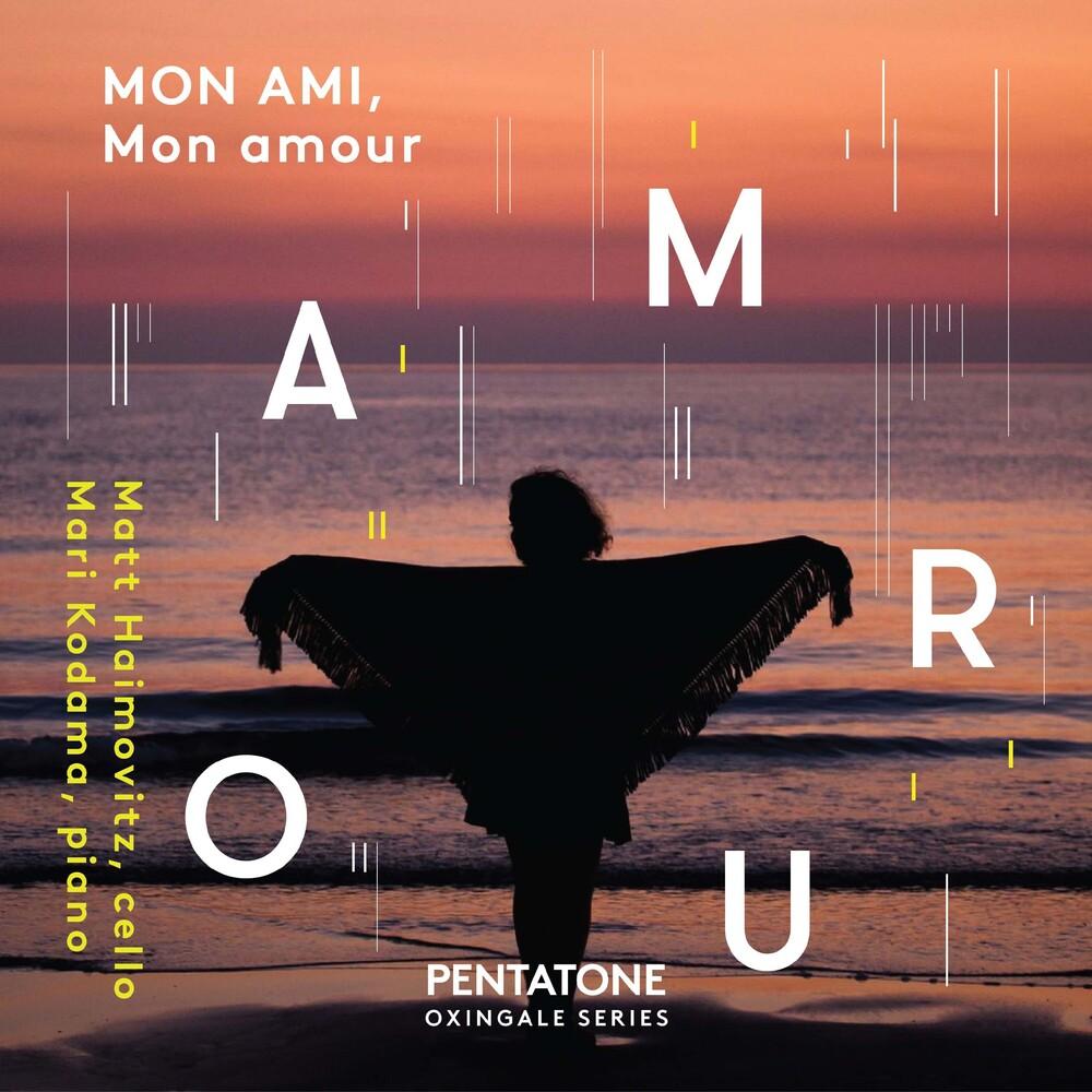 MATT HAIMOVITZ - Mon Ami Mon Amour / Various