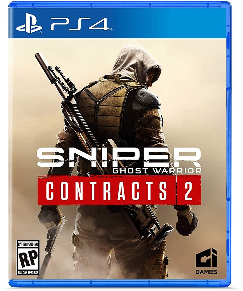 Ps4 Sniper Ghost Warrior Contracts 2 - Sniper Ghost Warrior Contracts 2 for PlayStation 4