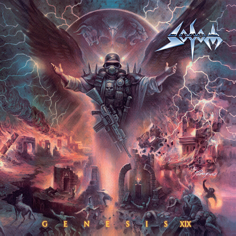 Sodom - Genesis XIX [Clear with Smokey Whiten LP]