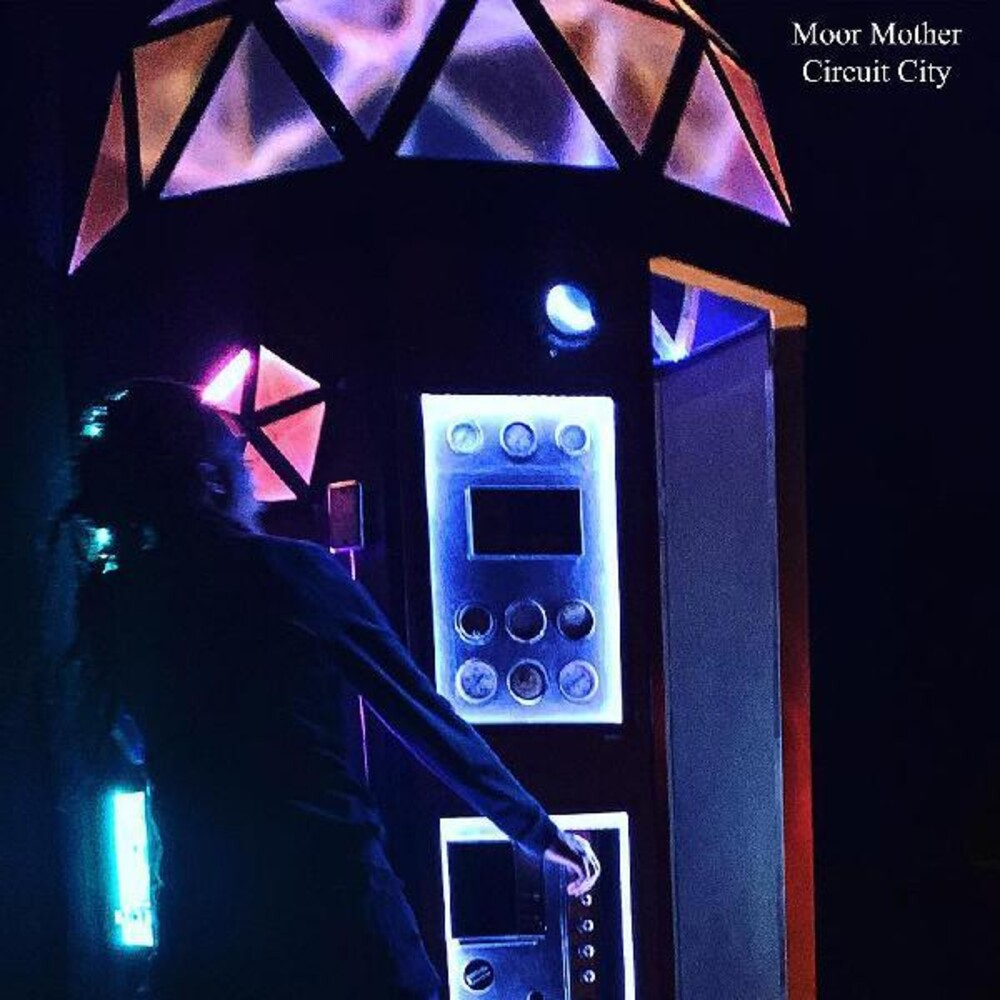 Moor Mother - Circuit City [Limited Edition Orange LP]