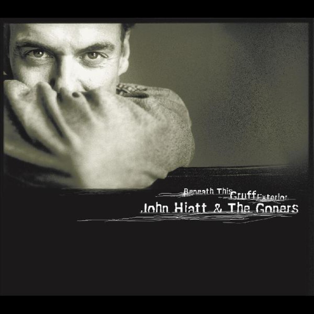 John Hiatt - Beneath This Gruff Exterior [Limited Edition Clear/Gray LP]