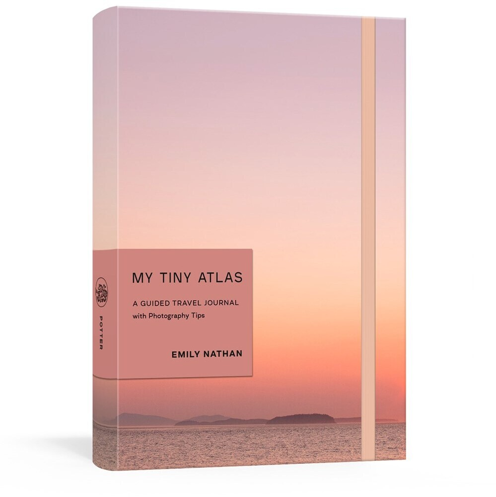 - My Tiny Atlas: A Guided Travel Journal with Photography Tips
