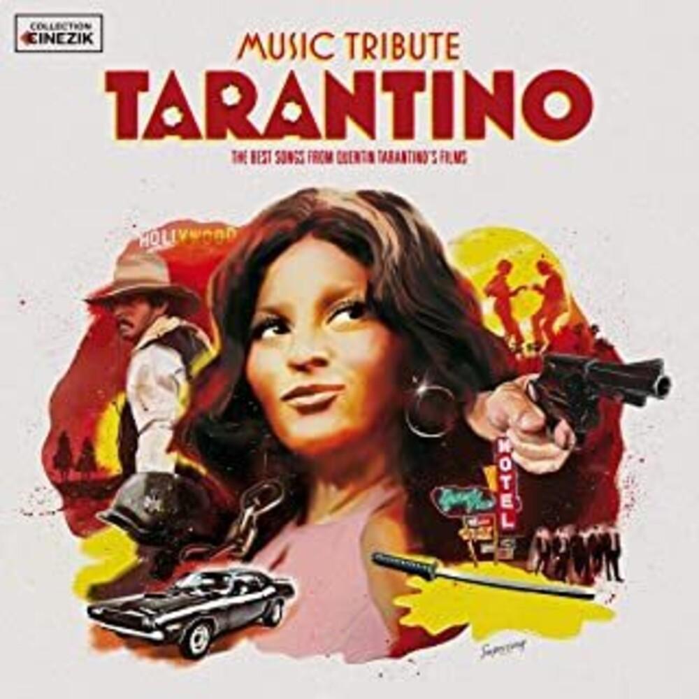 Collection Cinezik Tarantino / Various Uk - Collection Cinezik: Tarantino / Various