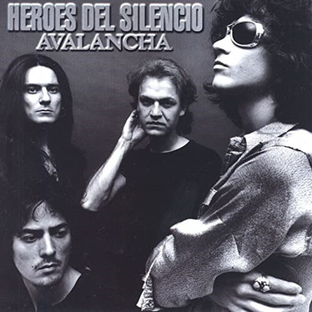 Heroes Del Silencio - Avalancha (W/Cd) (Spa)
