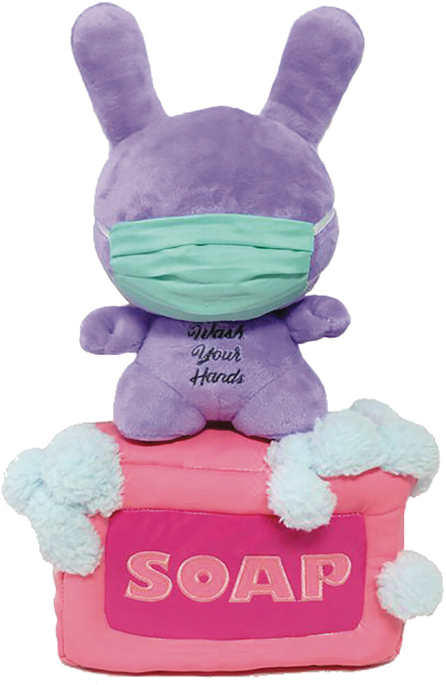 - NECA - Dunny Squeaky Clean Soap 8 Plush