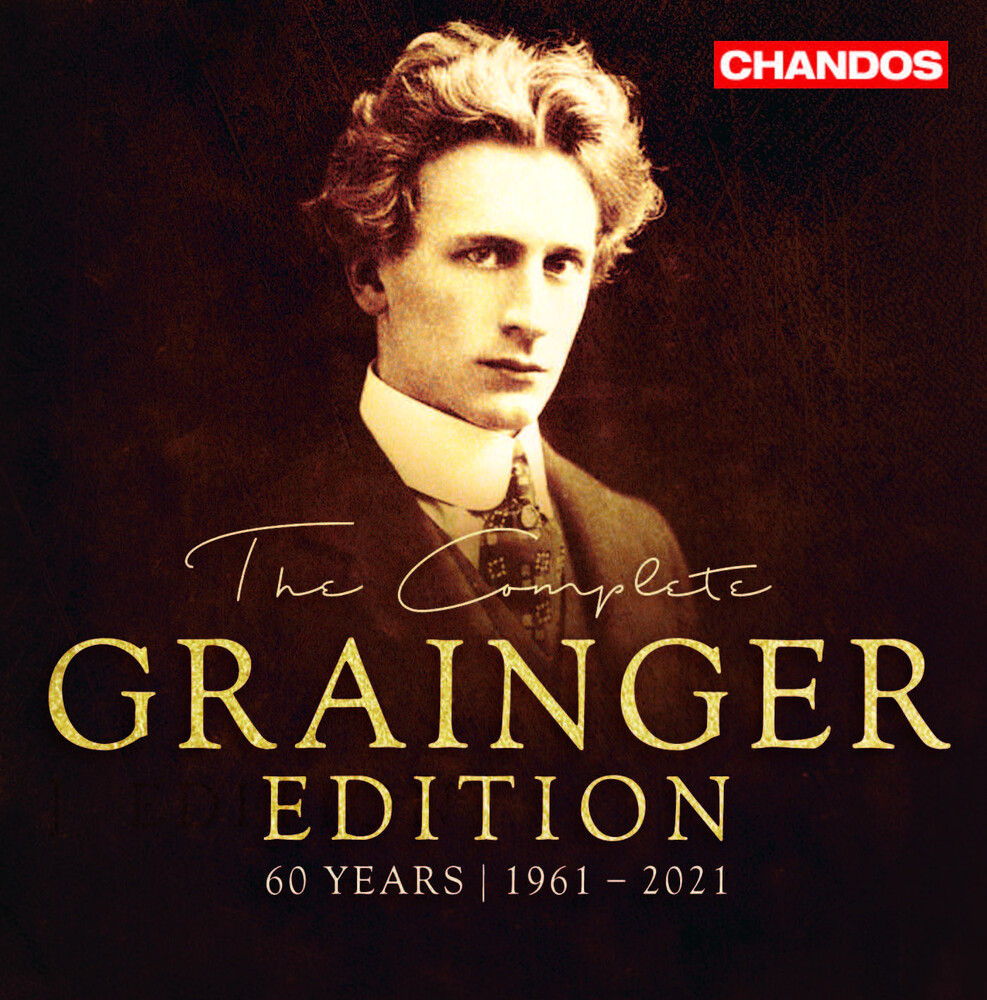 Grainger - Complete Grainger Edition (Box)