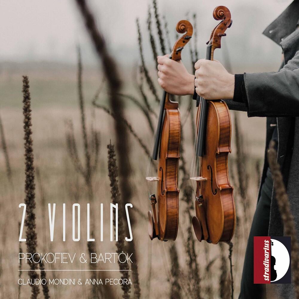 Bartok / Mondini / Pecora - 2 Violins