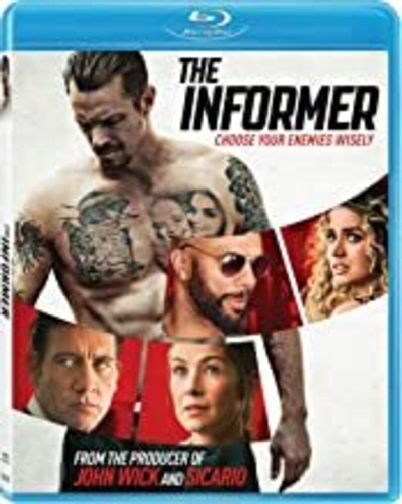 The Informer [Movie] - The Informer