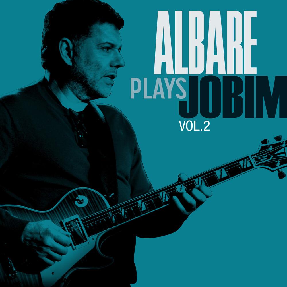 Albare - Albare Plays Jobim Vol. 2