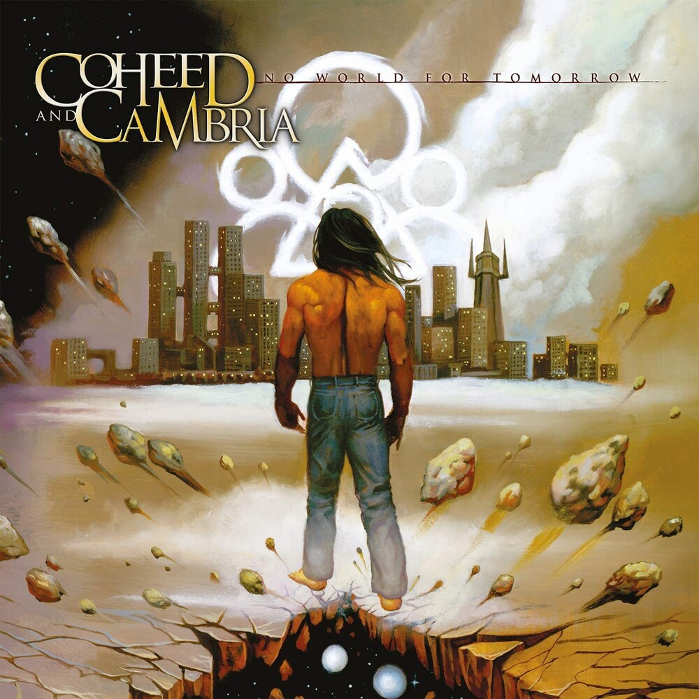 Coheed & Cambria - No World For Tomorrow [180-Gram Black Vinyl]