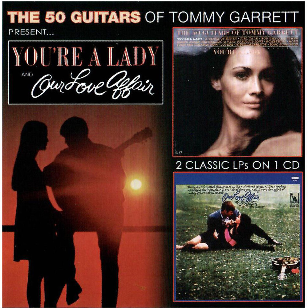 Tommy Garrett - You're A Lady & Our Love Affair