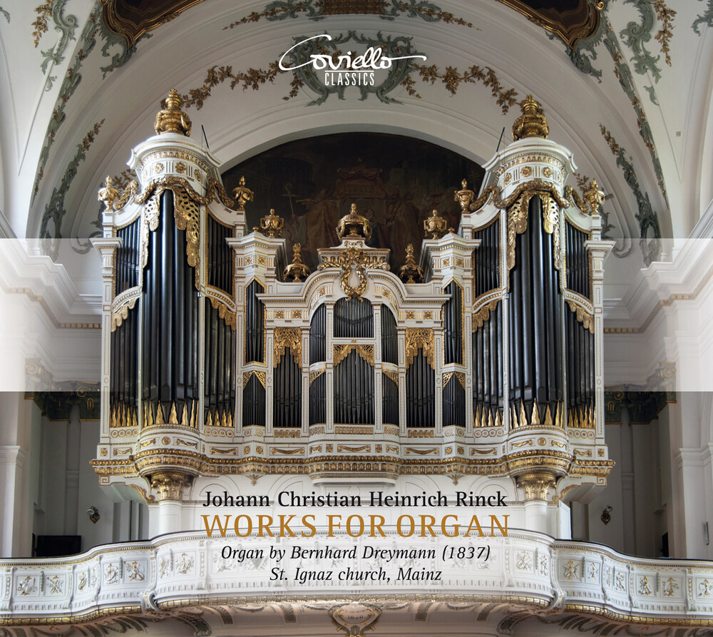 Rinck - Works for Organ