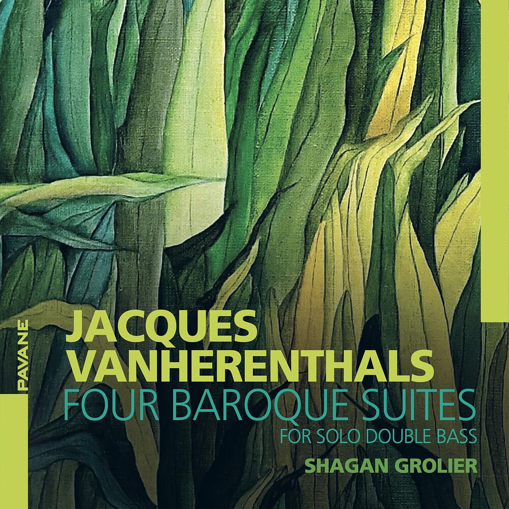Vanherenthals / Grolier - Four Baroque Suites