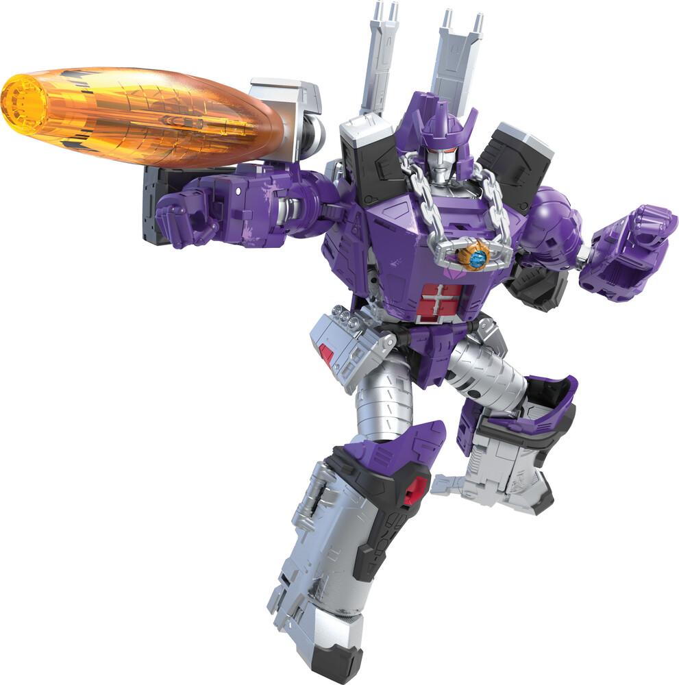 Tra Gen Wfc K Leader Galvatron - Hasbro Collectibles - Transformers Generations War For Cybertron KLeader Galvatron