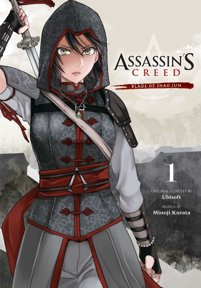 Kurata, Minoji - Assassin's Creed: Blade of Shao Jun, Vol. 1