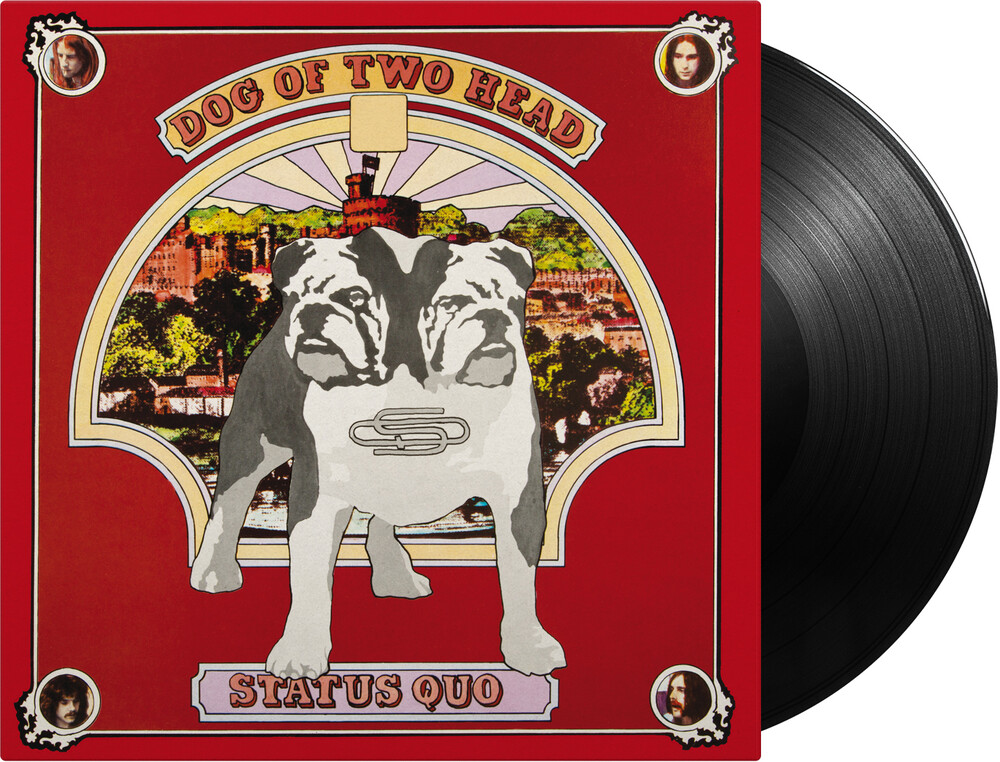 Status Quo - Dog Of Two Head [180-Gram Black Vinyl]