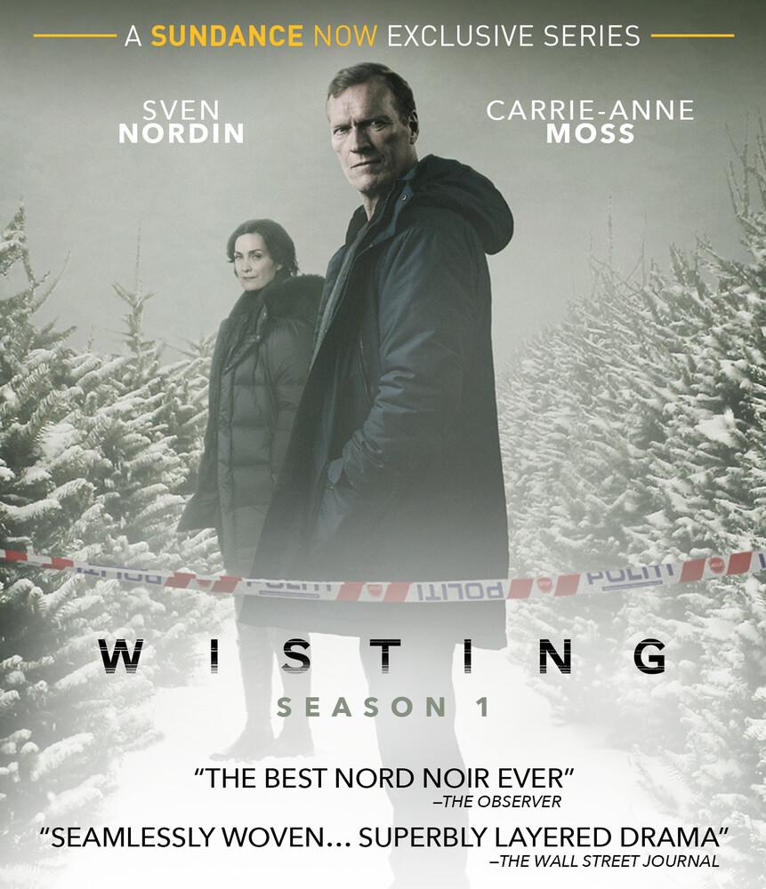 Wisting Season 1 Bd - Wisting Season 1 Bd (3pc)
