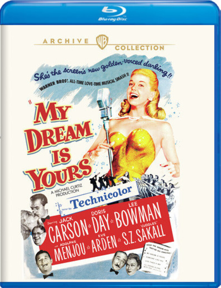 My Dream Is Yours (1949) - My Dream Is Yours (1949) / (Full Mod Amar Sub)