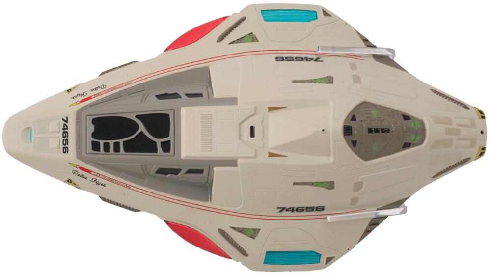 Star Trek - Eaglemoss - Star Trek - Delta Flyer (XL)