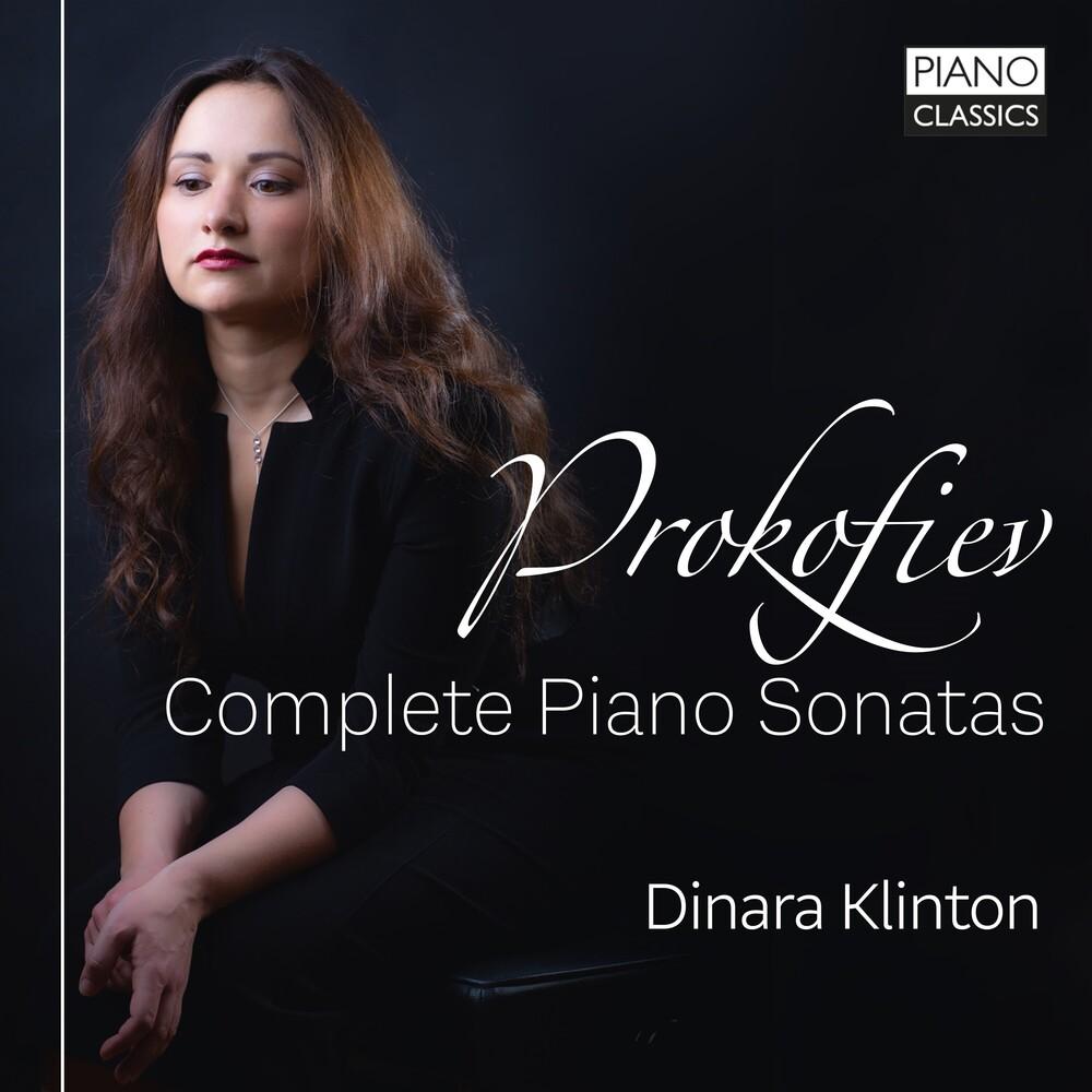 Prokofiev / Klinton - Complete Piano Sonatas
