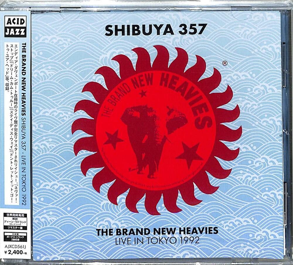 Brand New Heavies - Shibuya 357: Live In Tokyo 1992 [Remastered] (Jpn)