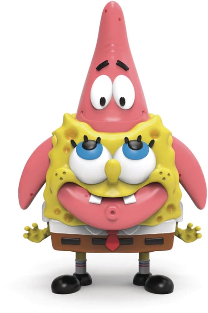 - NECA - Spongebob & Patrick Bff 8 Vinyl Art Figure