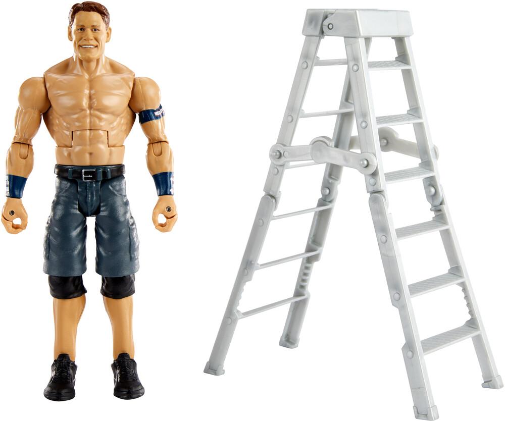 WWE - Mattel Collectible - WWE Wrekkin' Figure John Cena
