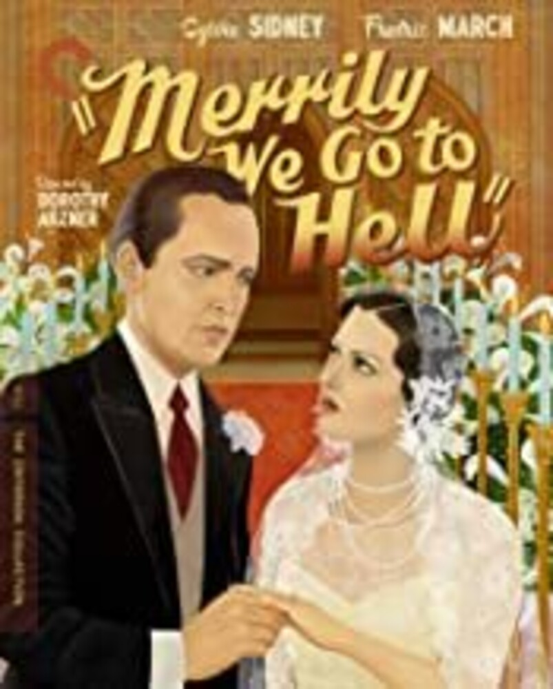 - Merrily We Go to Hell (Criterion Collection)