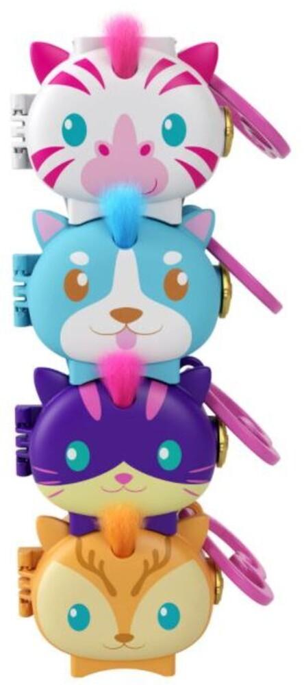 - Mattel - Polly Pocket Pet Collectible Locket Assortment
