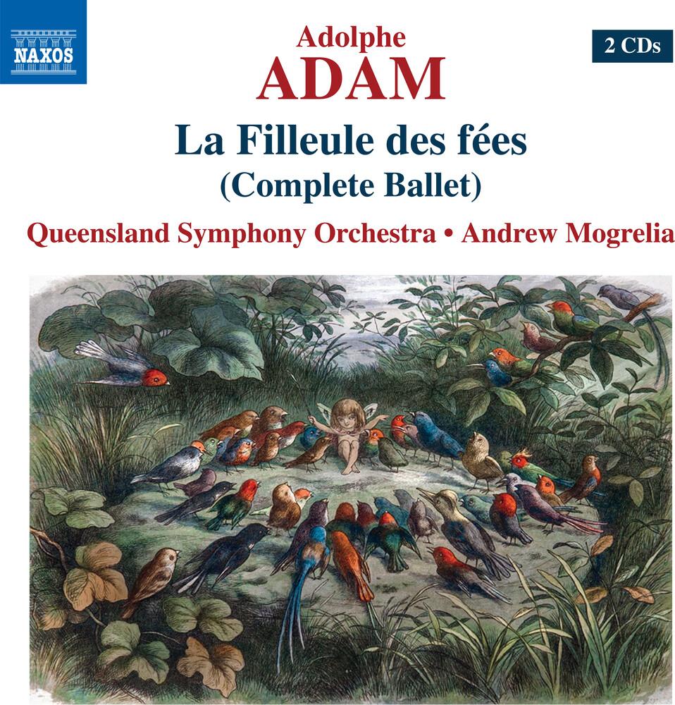 Adam / Queensland Symphony Orch / Mogrelia - La Filleule Des Fees (2pk)