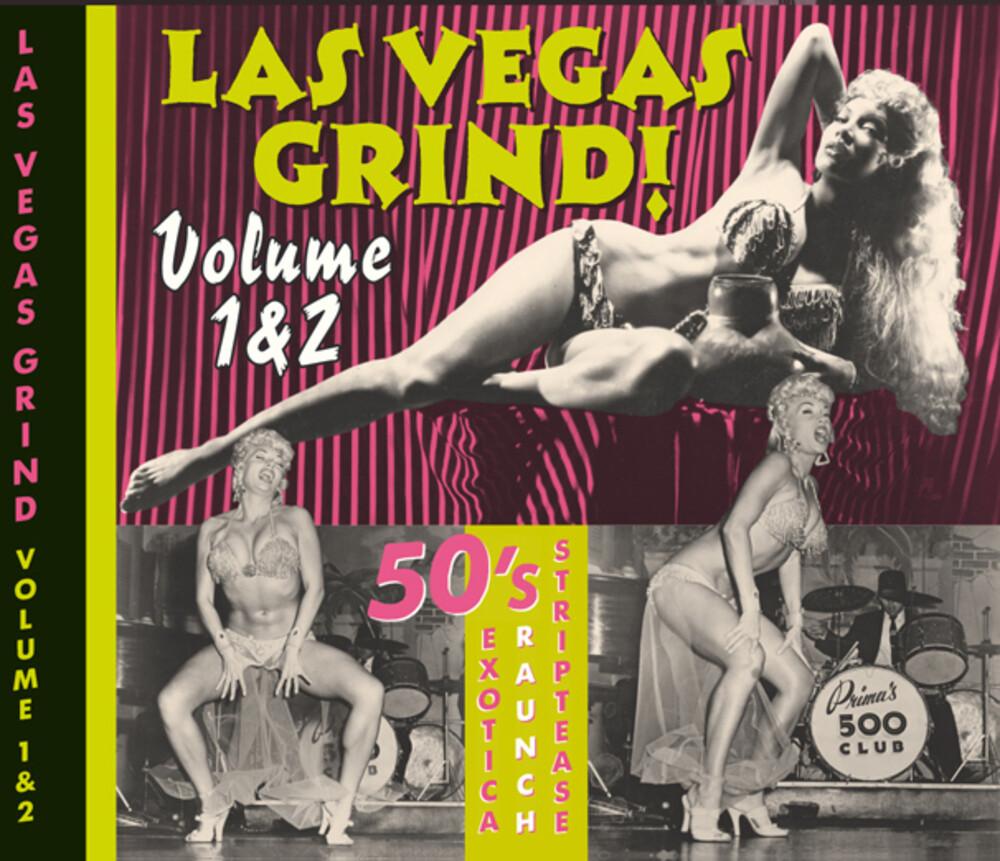 Las Vegas Grind Vol. 1 & 2 / Various - Las Vegas Grind Vol. 1 & 2 / Various