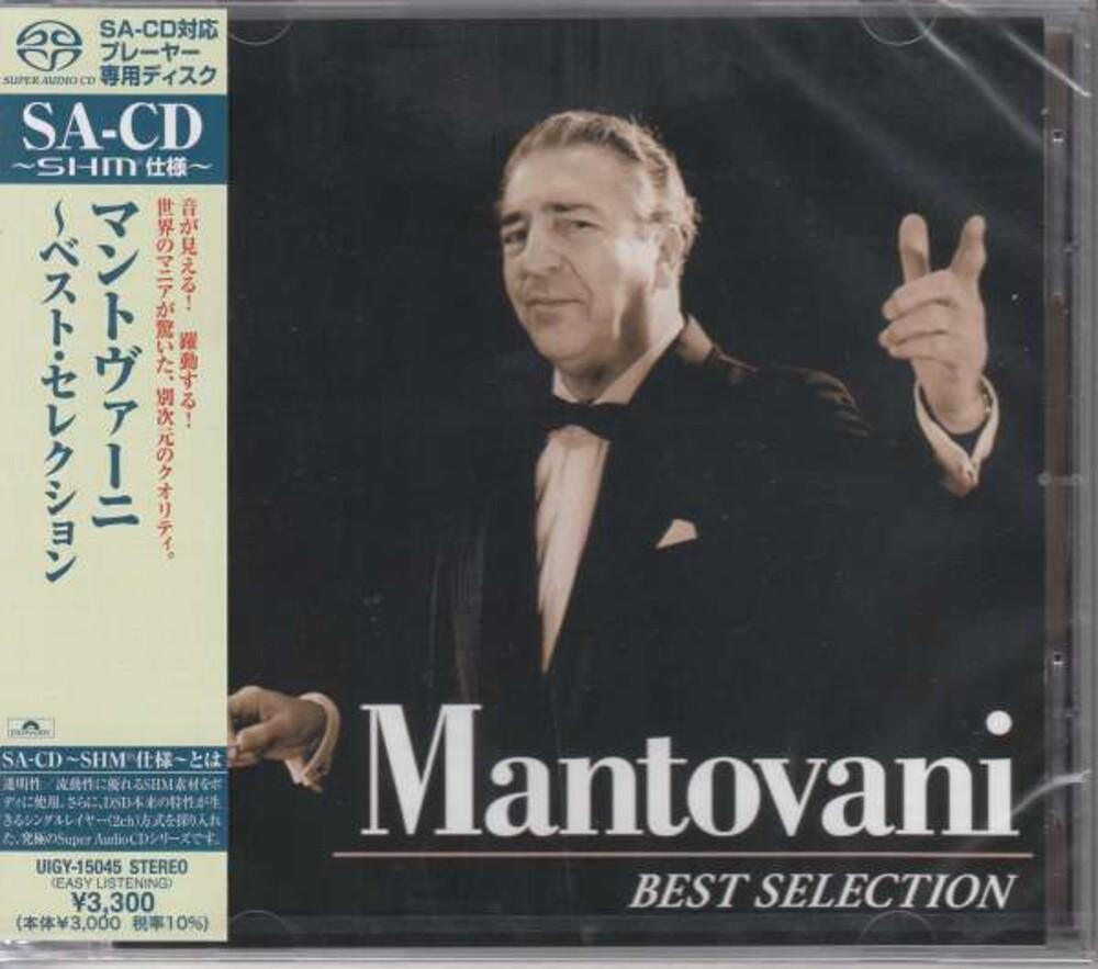 Paul Mauriat - Mantovani: Best Selection (Shm) (Jpn) (Sl)