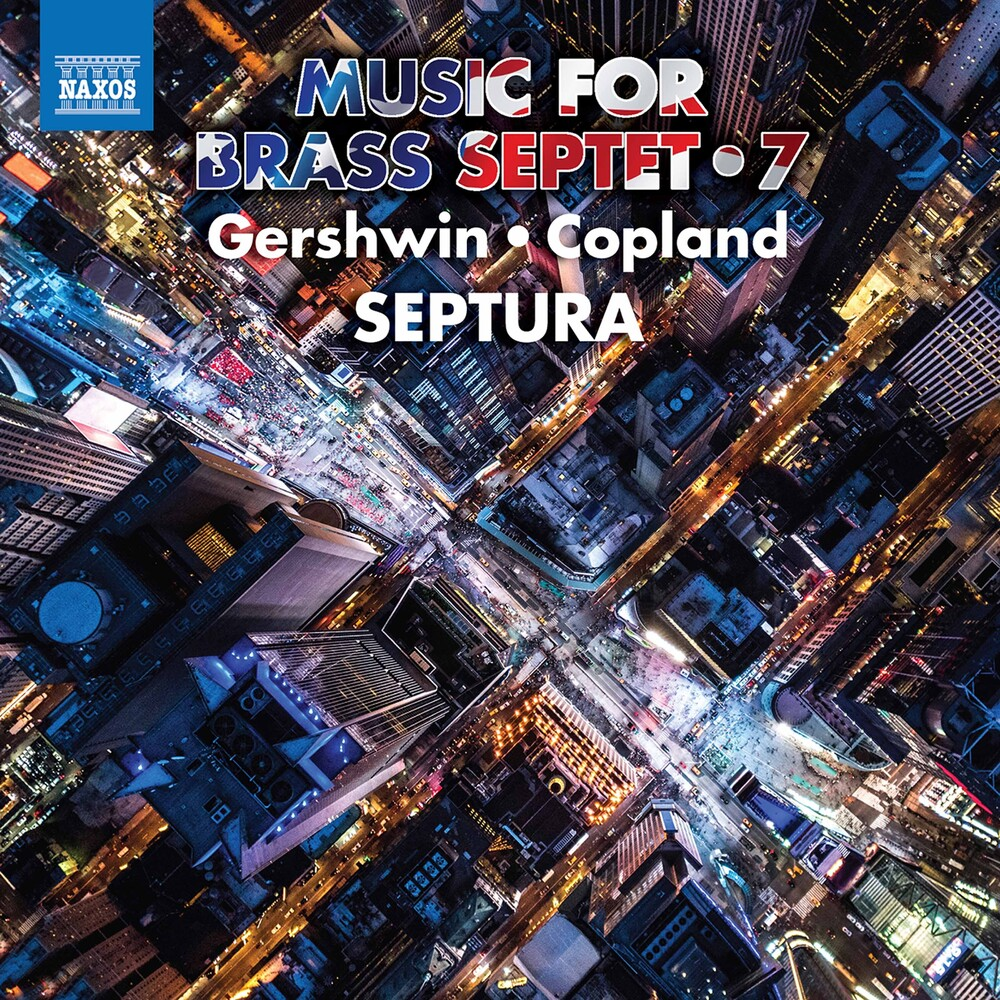 Copland / Septura - Music For Brass Septet 7