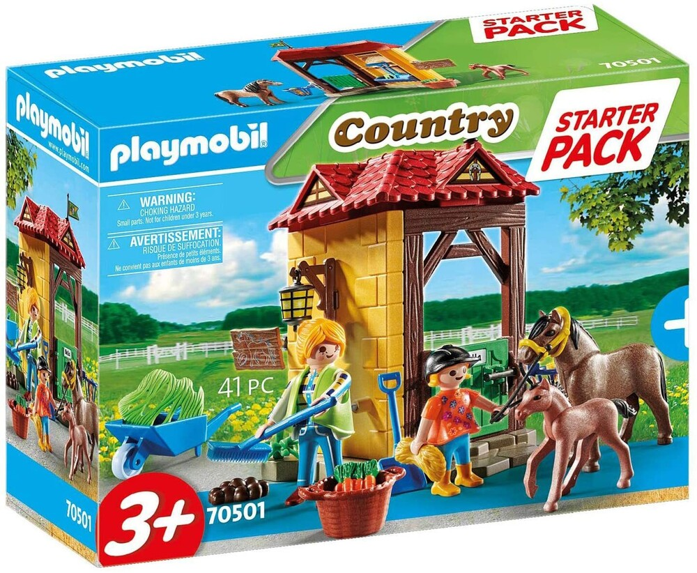- Country Horse Farm Starter Pack (Fig)