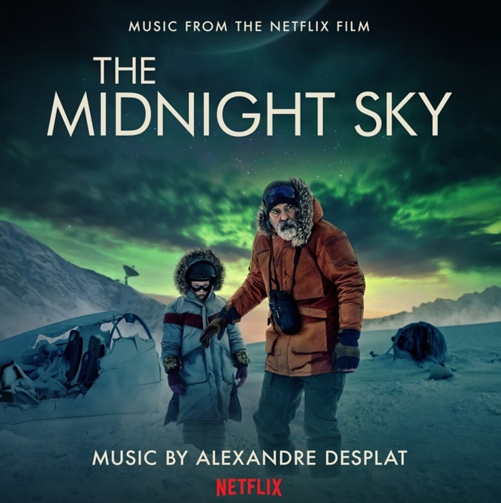 Alexandre Desplat  (Wb) - Midnight Sky [With Booklet]