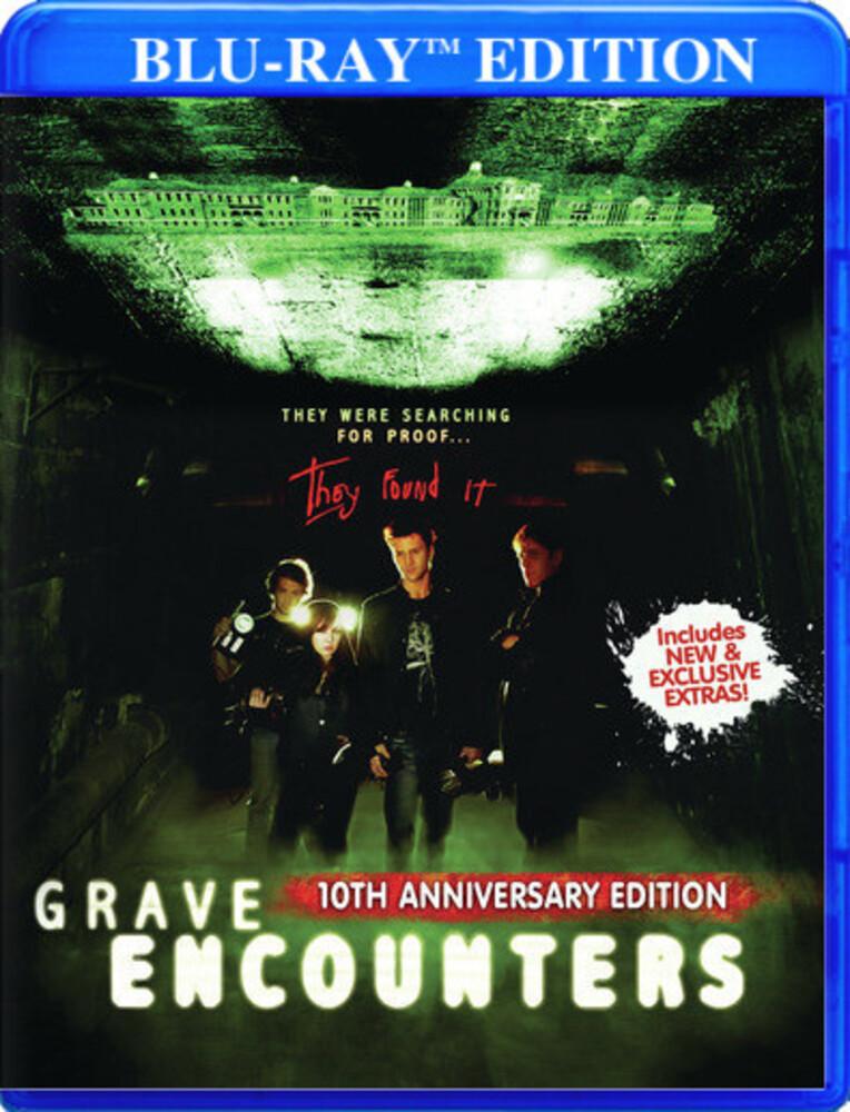 - Grave Encounters (10th Anniversary Edition)
