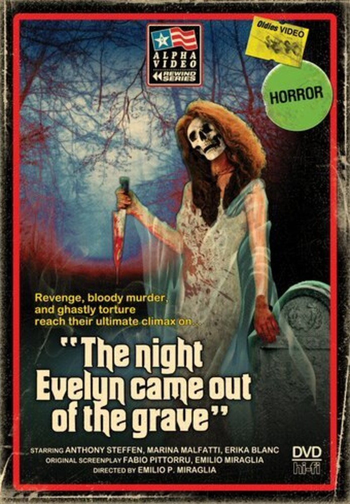 Enzo Tarascio - Night Evelyn Came Out Of The Grave / (Mod)