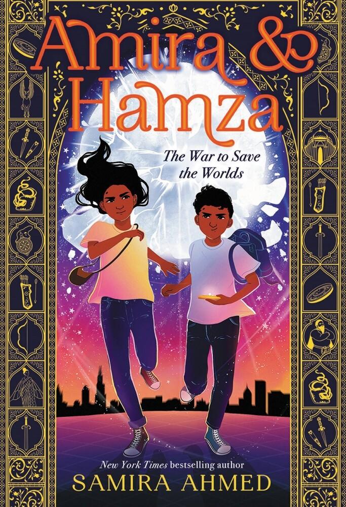 Samira Ahmed - Amira & Hamza (Hcvr)