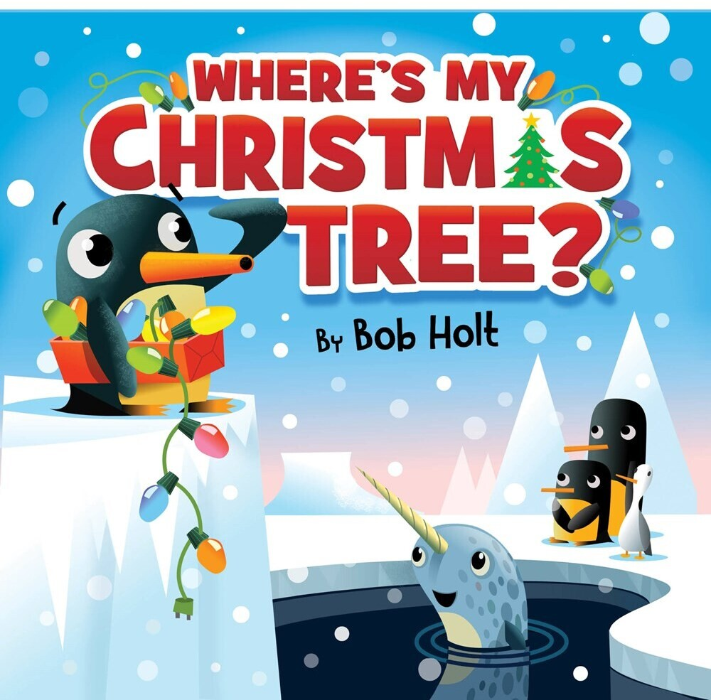 Bob Holt - Wheres My Christmas Tree (Bobo) (Ill)