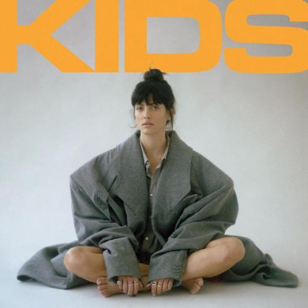Noga Erez - Kids [Colored Vinyl] [Limited Edition] (Org) (Can)