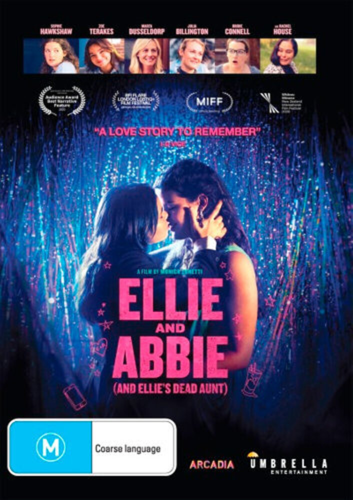 - Ellie & Abbie (& Ellie's Dead Aunt) / (Aus Ntr0)
