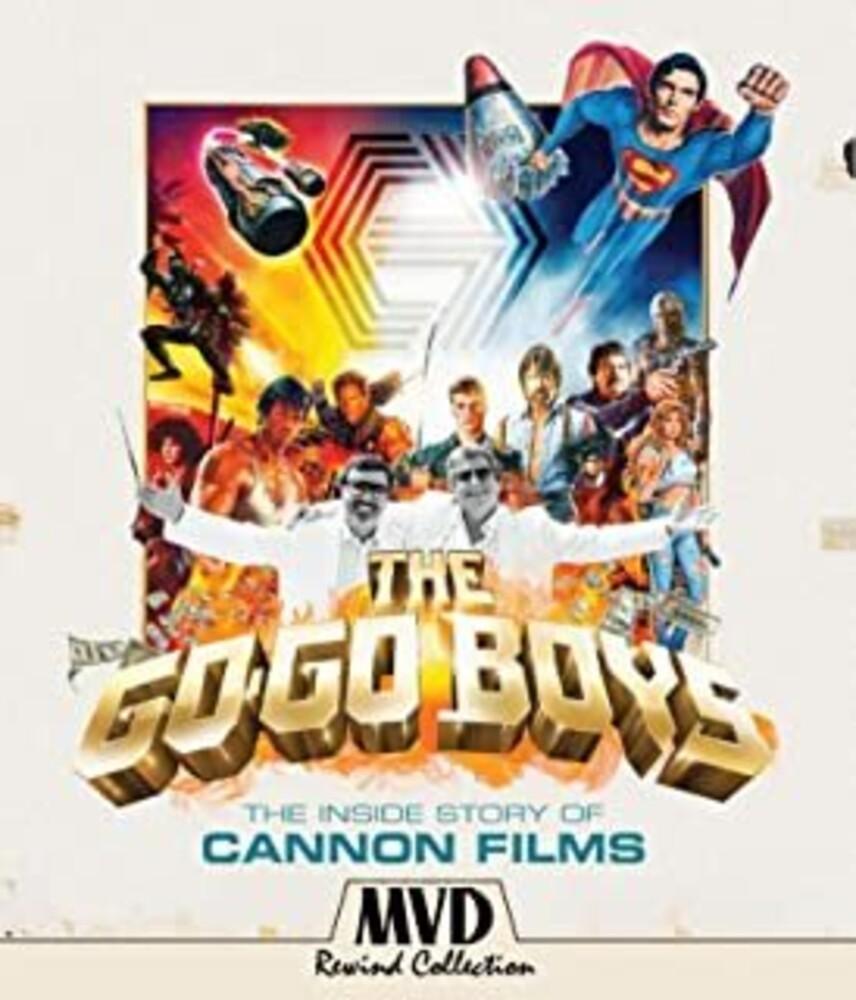 - Go-Go Boys: The Inside Story Of Cannon Films