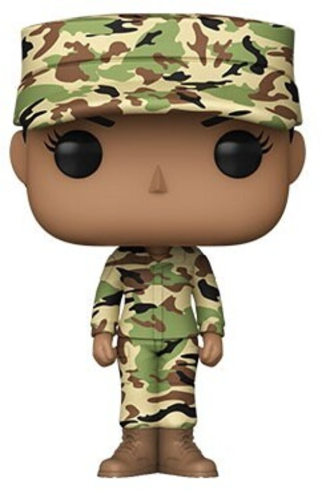 Funko Pop! Millitary: - Air Force Female - H (Vfig)