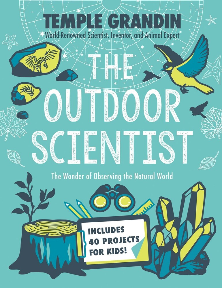 - The Outdoor Scientist: The Wonder of Observing the Natural World