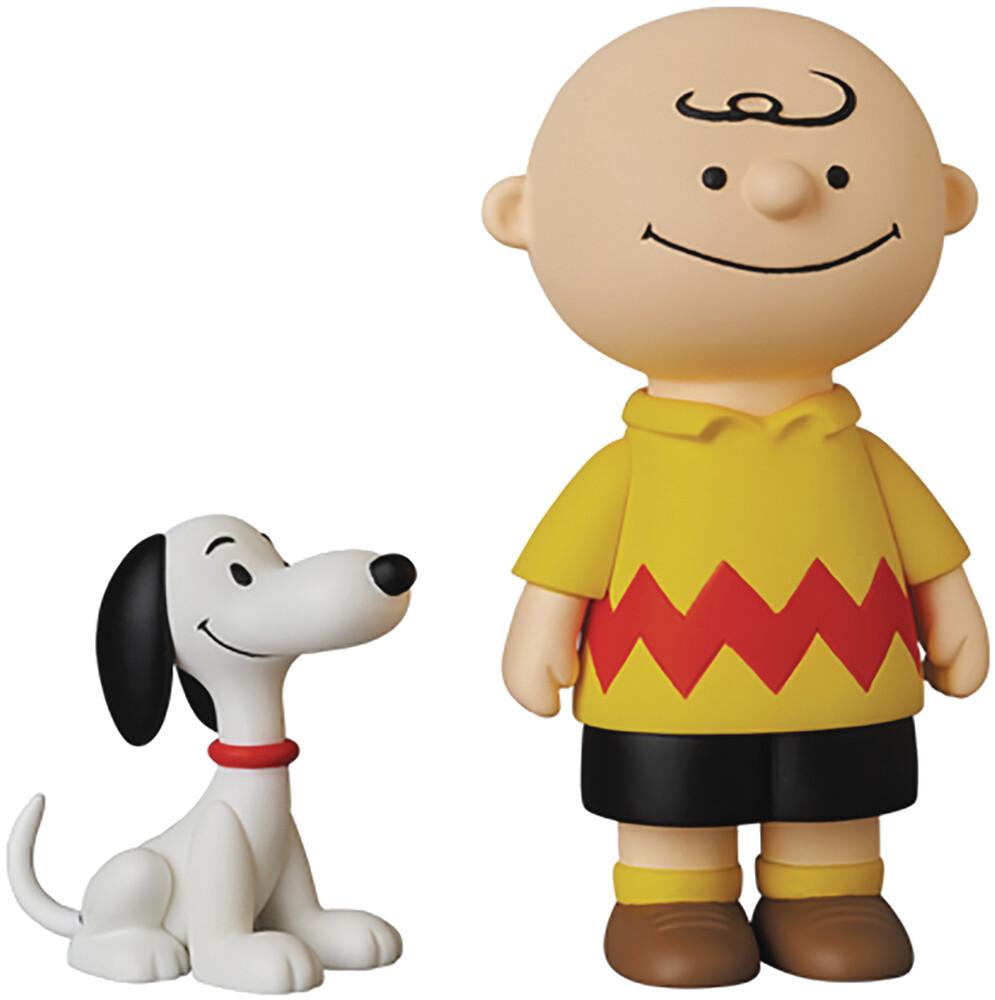 - Peanuts 50s Snoopy & Charlie Brown Udf Series 12
