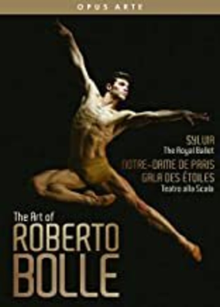 - Arte Of Roberto Bolle / Various (3pc) / (3pk)
